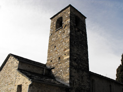 Church of San Giorgio - Mandello Lario