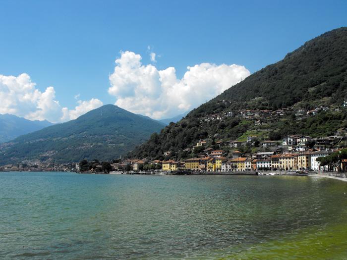 Domaso Lake Como Restaurants