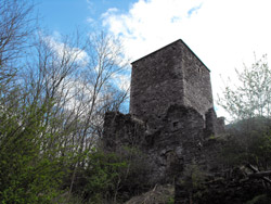 The Tower of Fontanedo in Colico