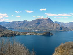 The Sentiero del Viandante - 2nd Stage Low | Panorama - Lake Como