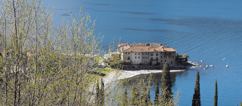 Lierna Castle - Lake Como