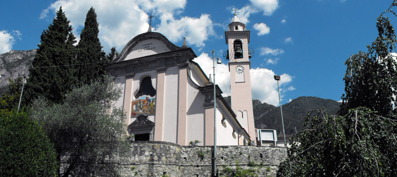 Church of Saint Ambrogio - Lierna